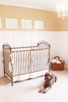 Crib by Brat Decor, more #convertible cribs at   http://pinterest.com/babycribstobuy/convertible-baby-cribs/