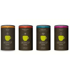 Around The World Espresso 4 Pk, 22,50€, by Green Cup Coffee !!