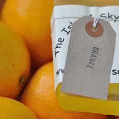 A fantastic orange soap, smelling of fresh orange, just like your breakfast juice. A good everyday soap.