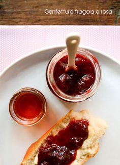 - VANIGLIA - storie di cucina: lungo, lento week-end di composte, zucchero e petali di rosa