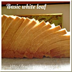 Basic White Sandwich Bread Recipe — Dishmaps