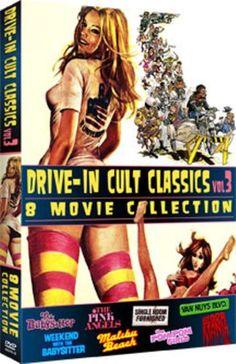 Drive-In Cult Classics: Volume 3 BCI Eclipse / Mill Creek…