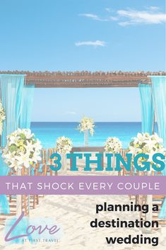 3 things that shock every couple planning a destination wedding // affordable // budget all inclusive destination wedding // destination wedding inspiration // ideas and tricks to planning a destination wedding // how to get guests to RSVP yes // destination weddings are affordable // destination weddings are so easy to plan // destination wedding planning tips