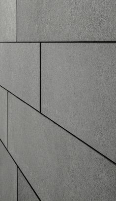 New tactile facade material by EQUITONE. Learn more on equitone.com.