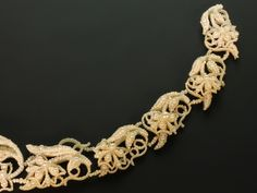 Georgian woven natural seed pearl parure necklace pendant brooches pre Victorian (image 6 of 33)