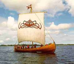 Viking Ship (title and photo dont fit together)