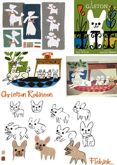 Fishinkblog 7954 Christian Robinson 9 Check out my blog ramblings and arty chat here www.fishinkblog.w... and my stationery here www.fishink.co.uk , illustration here www.fishink.etsy.com and here carbonmade.com/.... Happy Pinning ! :)