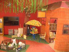Themahoek De kinderboerderij Nutsschool Maastricht