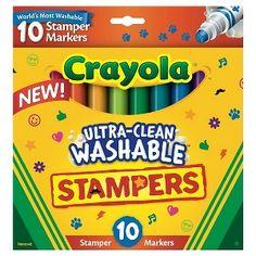 Ry Markers Crayola