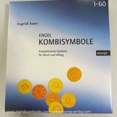 """Angel Combi Symbols"" / ""Engel-Kombi-Symbole""; book with 157 symbols for therapists; available in GERMAN language (ENGLISH and SPANISH in preparation) www.ekonja-verlag.com"