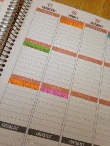 Plum Paper Planner – 4 Months In