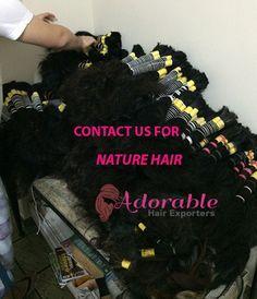 Human hair exporters in chennai, Best natural human hair