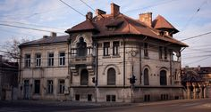 All sizes | Casa Constantinescu (1925) | Flickr - Photo Sharing! Photo And Video, Mansions, Architecture, House Styles, World, Houses, Places To Visit, Romania, Mansion Houses