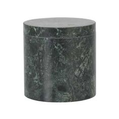 Bahne Dark Green Marble Storage Jar By Margit Brandt: Add some style to your bathroom with our Dark Green Marble Bathroom Collection designed by Margit Brandt for Bahne. The Dark Green Marble Storage Jar has a diameter of 10 cm and is ideal for storing cotton wool balls, cotton buds and other small toiletries or cosmetics. With it's sleek minimalistic design, this beautiful storage jar will look great in any bathroom! A matching Dark Green Marble Toothbrush Holder and Soap Dispenser are…