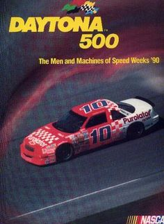 daytona 500 speedweeks '90  1 of 4 books for sale on ebay. discounts if you buy any combination
