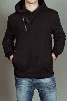 $45.99 #hoodie #mens #black