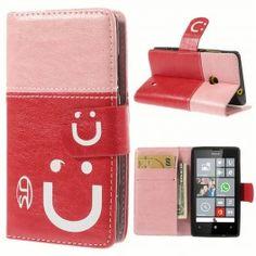 Lumia 520 vaaleanpunainen hymy lompakkokotelo. Nokia Lumia 520, Icons, Wallet, Handmade Purses, Purses, Diy Wallet, Purse