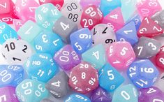 Anyone else feel a chill in here? Frosted dice come in cool colors for all your happy adventures ❄️ Diy Resin Dice, Resin Crafts, Hamsters As Pets, I Have No Friends, Dungeons And Dragons Dice, Dragon Dies, Hand Poke, Dark Elf, Colour Schemes