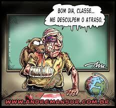 Resultado de imagem para professores curitiba 2015