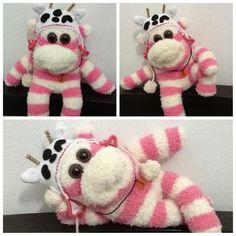 mookie | curiousjac | handmade sock animals