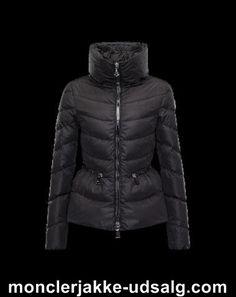 921b2ad8 Fede Dame Moncler Miriel Kort Jakke Sort Coat Sale, Moncler, Outlets,  Winter Jackets