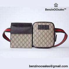 dcdb47eb509e UA Replica GG brand waist wallet pouch