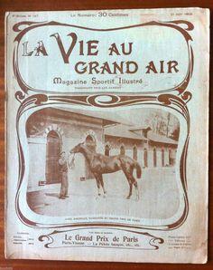 La Vie AU Grand Air Du 2 06 1902 Chiquito Del Cambo Pelote Basque | eBay