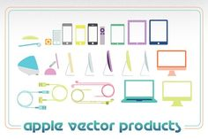 Flat Vector products - Objects