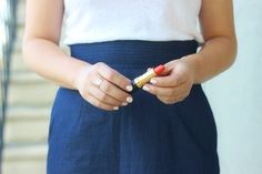 Coral Lips For Spring - Daily Dose of Darling