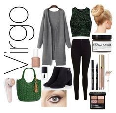 """""""Zodiac Fashion: Virgo♍"""" by nycgirl125 ❤ liked on Polyvore featuring Opening Ceremony, Miss Selfridge, Straw Studios, Fig+Yarrow, Charlotte Tilbury, Gucci, Essie and NARS Cosmetics"""