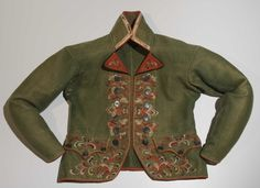 Bilderesultat for snippekufte Folk Costume, Costumes, Norway, Folk Art, Anna, Museum, Tunic Tops, Embroidery, Sweaters