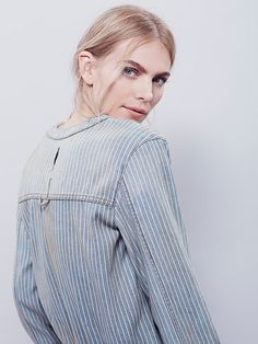 Free People Outsiders Railroad Coverall