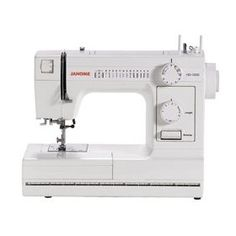 94 best sewing machine using images on pinterest sewing machines janome hd1000 heavy duty sewing machine with 14 built in stitches fandeluxe Image collections