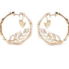 #earrings #diamonds #finejewelry #rosegold #luxury #butterfly #goldenbutterfly…