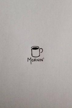 #morning #coffee