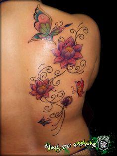 tatoos femininas - Pesquisa Google
