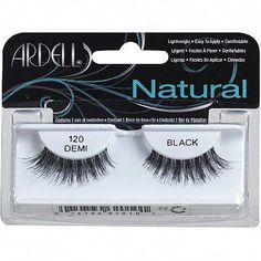 ca1ee168e1f Makeup Brands Names Ardell Lashes Demi, False Lashes, Ardell Glamour Lashes,  Ardell Lashes