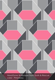HexaGone Wallpaper from Quirk