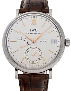 Wristwatches Iwc All Stainless Steel Cal 41 Manual Wind Ladies Watch Learned International Watch Co Mother & Kids