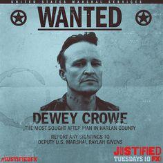 Dewey Crowe