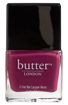 The perfect splash of purple polish to add to the nails. This will make a fab stocking stuffer.