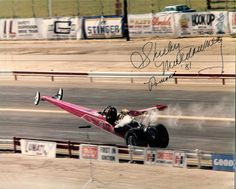 Vintage Drag Racing - Shirley Muldowney