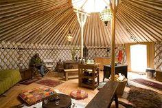 Texel Yurts