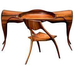 Wonderful table & chair!