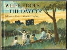Where Does the Day Go? - Walter M. Tie Day, Vintage Children's Books, Vintage Kids, Passion Project, Leo, Illustration, Pictures, Painting, Picture Books