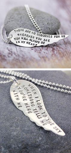 My Angel Memoriam Necklace