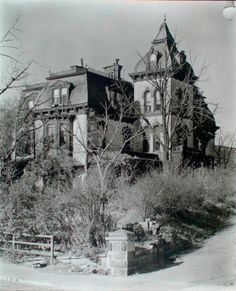 Abandoned Mansions in the South | Wheelock House, 661 West 158th Street, ... | Abandoned - Homes & Hous ...