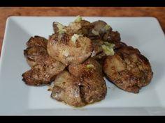 Ficăței de pui la tigaie - YouTube Jacque Pepin, Romanian Food, I Foods, Knits, Dan, Food And Drink, Beef, Memories, Chicken