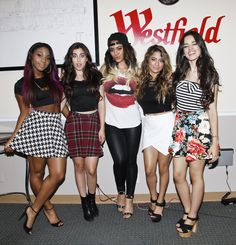 Fifth Harmony's New Wet Seal Collection is Pretty Boss - Twist