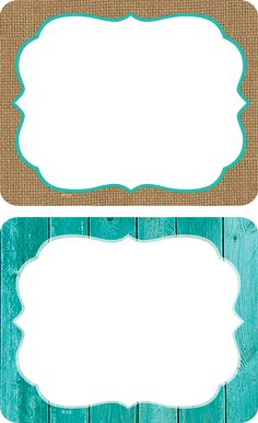 """Shabby Chic Name Tags or Labels - Favorite designs for name tags, labels, award badges, gift tags, scrapbooking, and more! Each pack contains 36 self-adhesive 3-1/2"""" x 2-7/8 """" labels."""